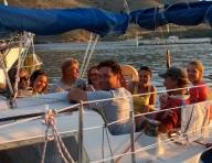 Boat trip Bulgaria