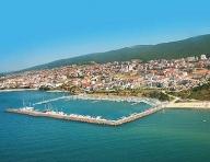 Marina Dinevi, St. Vlas, Bulgaria