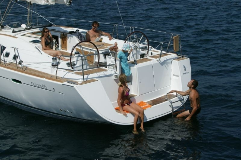 Яхта наем варна