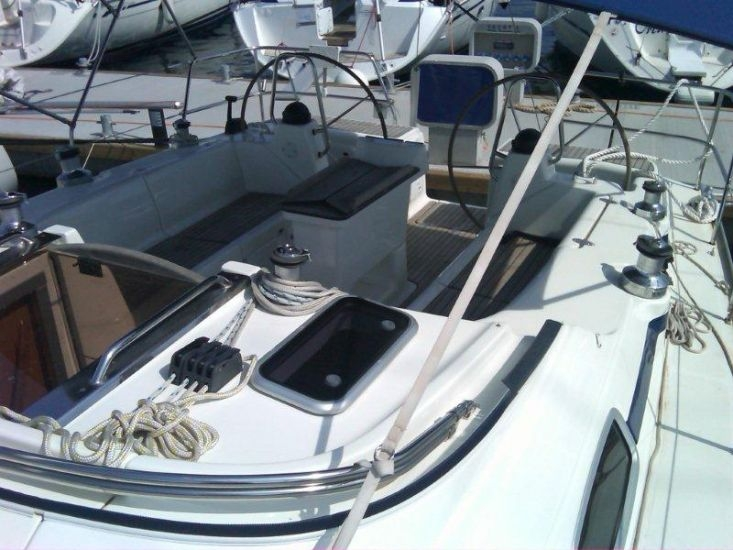 Yacht for rent Lefkada