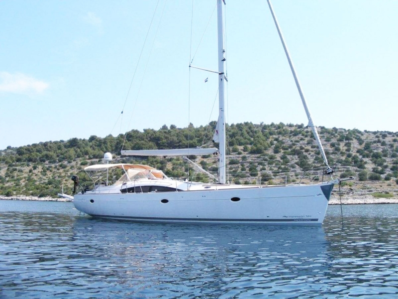 Yacht for Rent Sveti Vlas