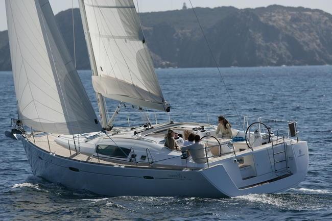Rent Yacht Halkidiki