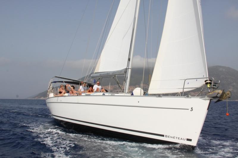Яхта Яренда Болгарии