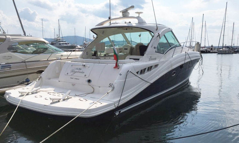 Yacht for Rent Sozopol Bulgaria