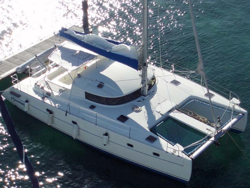 Catamaran for Rent Sozopol