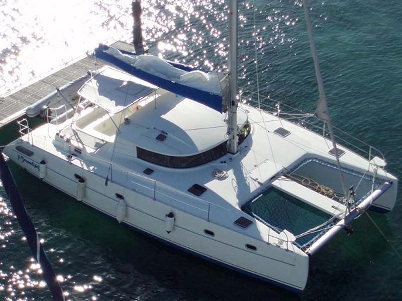 Catamaran for Rent Sozopol