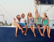 Почивка на ветроходна яхта
