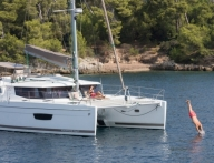 Catamaran for rent