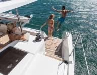 Catamaran for rent