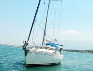 Яхта Греции