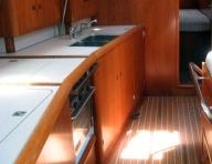 Yacht cuisine
