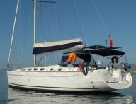 on yacht in bulgaria