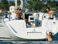 Beneteau 50,5 for rent in Croatia