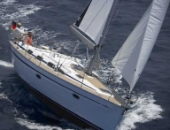 Sailing yacht for rent with captain